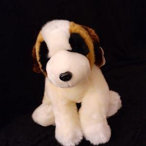 SKM Plush Vintage Dog
